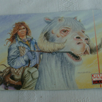 Star Wars Galaxy 1994 series 2 Topps #231 Lauren Haines Trading card